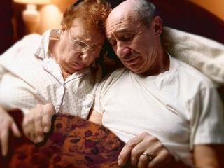 Низкое либидо в старости